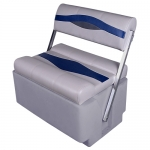DeckMate Insulated Flip-Flop Cooler Seat