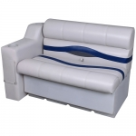 DeckMate Pontoon Bench Seat 45in and Arm